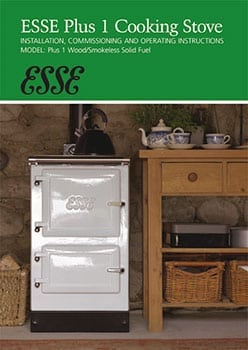 esse guides for our stoves and cookers downloaded here. Black Bedroom Furniture Sets. Home Design Ideas